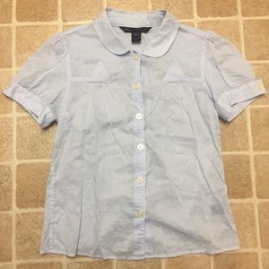 Retro Style Marc by Marc Jacobs Button-down